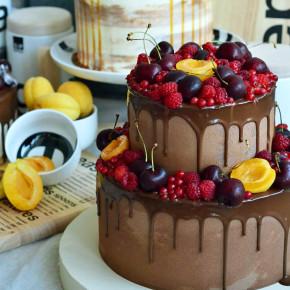 №202 Торт шоколадный