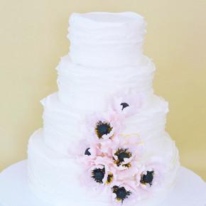 №204 Торт с цветами